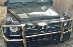 Nigeria Used Mercedes-Benz G-Class 2007 Model Black