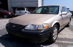 Nigeria Used Toyota Camry 1998 Model Gold