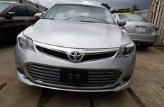 Foreign Used Toyota Avalon 2013 Model Silver