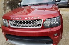 Land Rover Range Rover Sports Tokunbo 2008 Model