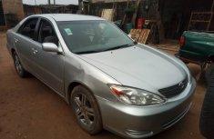 Neatly Nigerian used Toyota Camry 2005