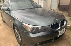 BMW 125i 2004 Model Nigeria Used Gray for Sale
