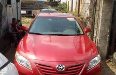 Used Toyota Camry Foreign XLE 2008 Model Red