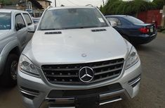 Mercedes Benz ML350 Nigerian Used 2012 Model