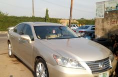 Used Lexus ES 350 2010 Naija Used V6 for Sale