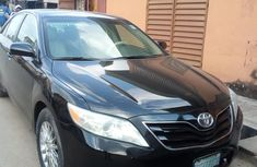 Nigerian Used Toyota Camry Black 2010 Model