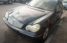 Foreign used Mercedes Benz C240 2003