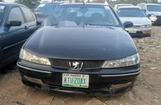 Nigeria Used Peugeot 406 2004 Model Black