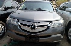 Neat Foreign used Acura MDX 2008