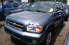 Foreign Used Nissan Pathfinder 2000