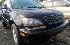 Foreign Used Lexus RX 2000 Petrol Automatic Black