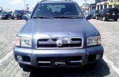 Nigeria Used Nissan Pathfinder 2002 Model Blue