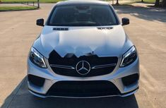 Foreign Used 2016 Mercedes-Benz GLE for sale in Lagos