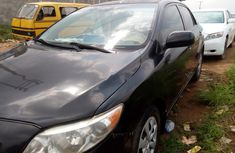 Nigerian Used 2008 Toyota Corolla Automatic Petrol well maintained