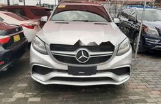 Foreign Used Mercedes-Benz GLE 2017 Diesel Automatic