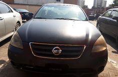 Nigeria Used Nissan Altima 2003 Model Black