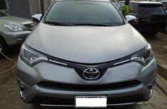 Nigerian Used 2017 Toyota RAV4 for sale