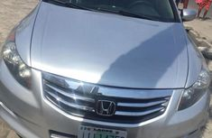 Nigerian Used Honda Accord 2010 Petrol Automatic