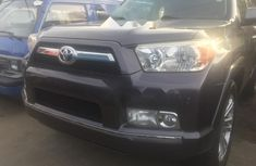 Foreign Used 2010 Toyota 4-Runner Petrol