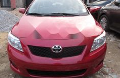 Foreign Used 2008 Toyota Corolla for sale