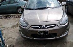 Nigeria Used Hyundai Accent 2014 Model Silver
