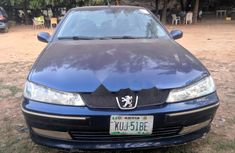 Nigeria Used Peugeot 406 2004 Model Blue