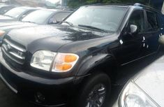 Foreign Used Toyota Sequoia 2004 for sale
