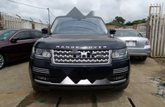 Foreign Used Land Rover Range Rover Vogue 2015