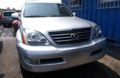 Foreign Used 2008 Lexus GX Petrol Automatic
