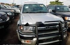Very Clean Foreign used Toyota 4-Runner 2002