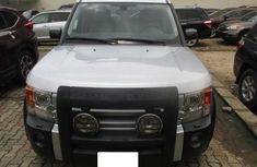 Nigerian Used Land Rover LR3 2006