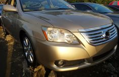 Foreign Used Toyota Avalon 2007 Petrol Automatic Gold