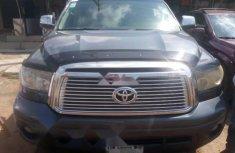 2012 Nigerian Used Toyota Tundra Petrol