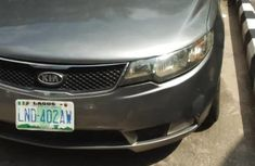 Nigeria Used Kia Cerato 2003 Model Gray
