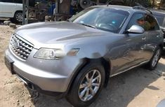 Neat Foreign used Infiniti FX 2007