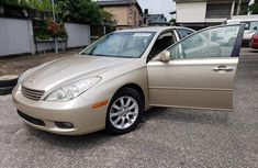Used Lexus ES 330 Tokunbo Gold Sedan for Sale