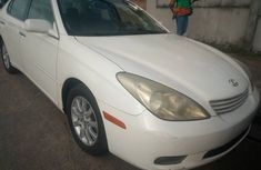 Lexus ES 330 2004 Model Foreign Used White