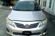 Super Clean Nigerian used 2013 Toyota Corolla