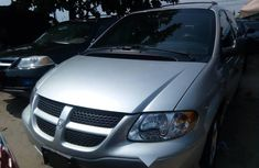Clean Foreign used Dodge Caravan 2001