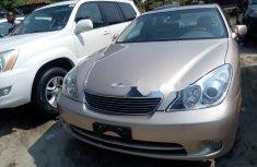 Clean Foreign used 2005 Lexus ES