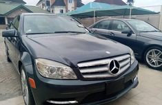 Foreign Used Mercedes-Benz C350 2010 Model Gray