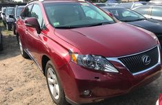 Clean Foreign used 2011 Lexus RX
