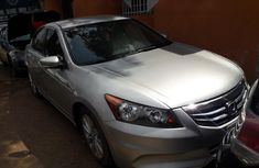 Neat Nigerian used Honda Accord 2010