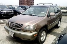 Very Clean Nigerian used Lexus RX 2000