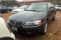 Nigeria Used Toyota Camry 2000 Model Green