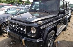Neat Foreign used 2012 Mercedes-Benz G63