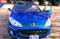 Neat Nigerian used Peugeot 407 2003