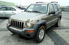 Very Clean Nigerian used 2004 Jeep Liberty