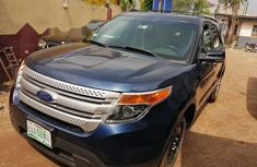 Neat Nigerian used 2013 Ford Explorer