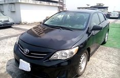 Super Clean Nigerian used Toyota Corolla 2013